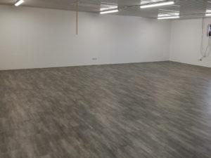 LVT põrandakatte paigaldus